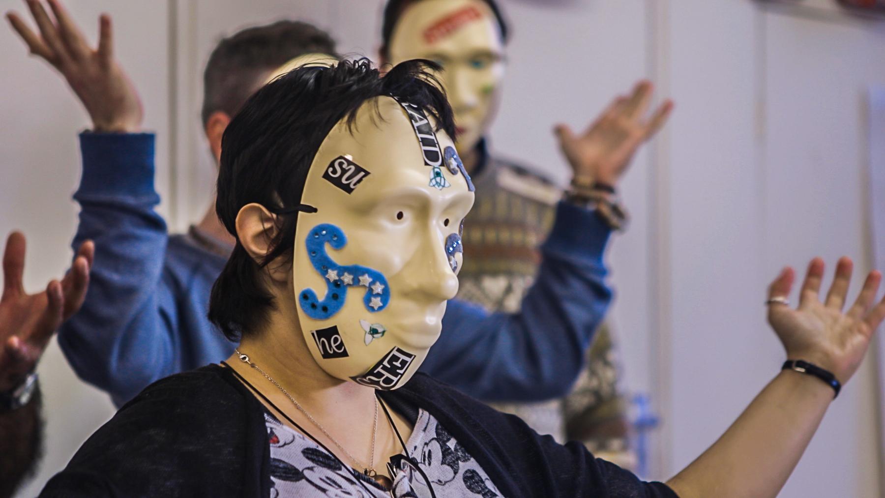 Daylight club mask workshop-1